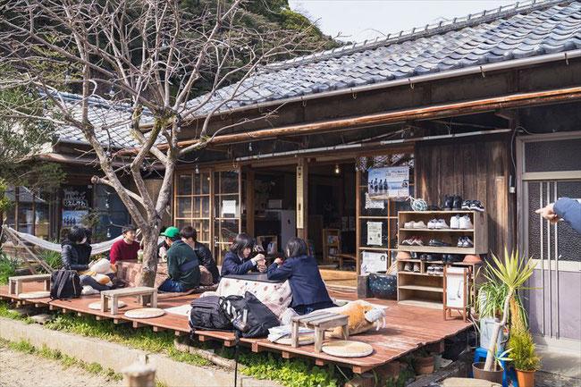 神倉神社周辺