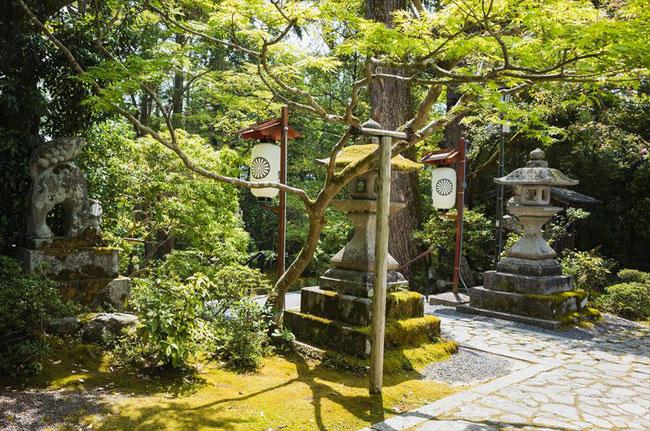 赤山禅院・入口