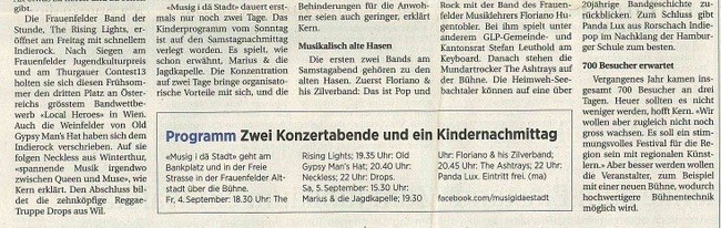 Thurgauer Zeitung 1.09.2015