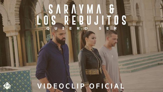 Sarayma y Los Rebujitos - Quiero ser
