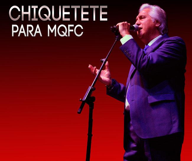 Chiquetete pasó por los micros de MasQueFlamencoChile y nos encantó su sencillez