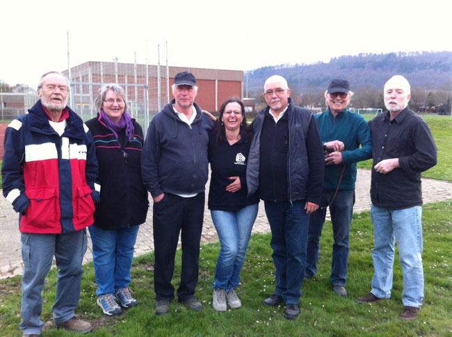 Team Alfeld Bezirksoberliga Klaus Hanßen nicht auf dem Bild