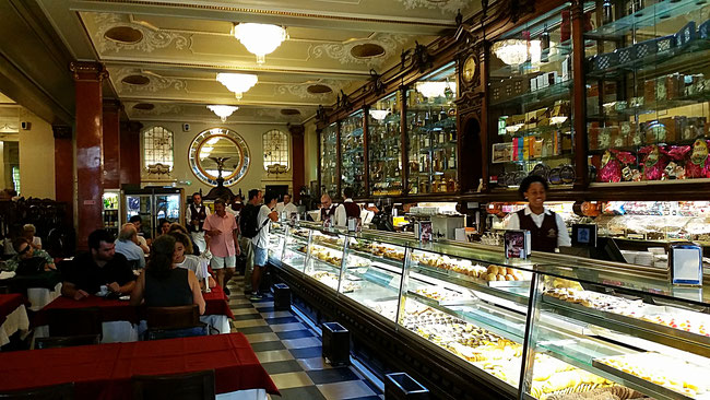 Café Versailles, Lissabon, Lisbon, Portugal, Coffee