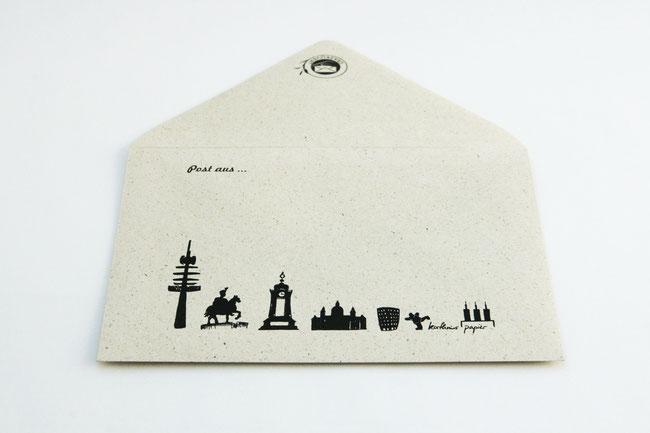 Motiv Hannover Skyline