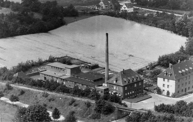 Molkerei Geilenkirchen nach 1957