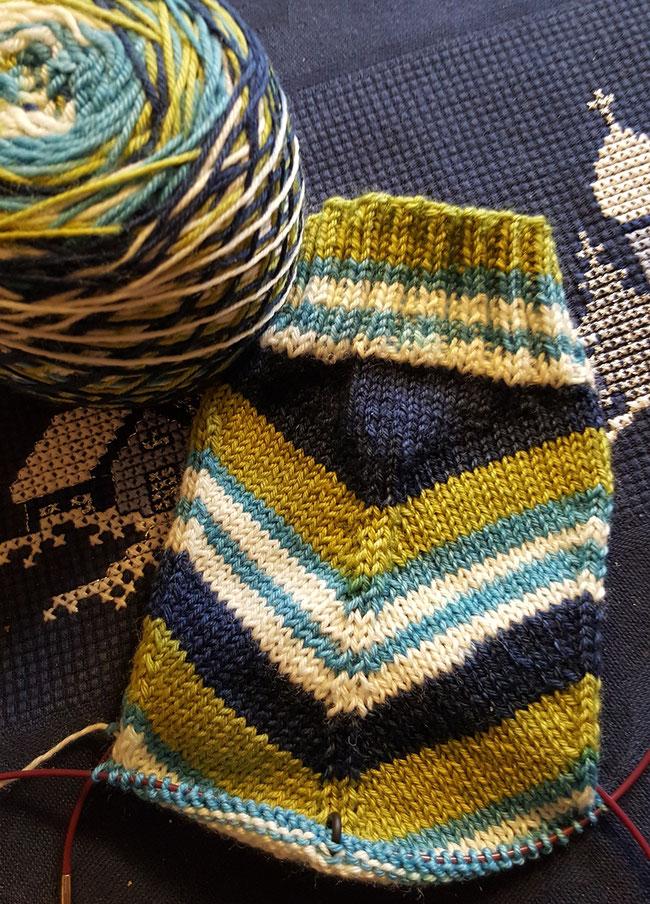 Zitron Trekking Xxl Fb 670 Der Faden Wolle