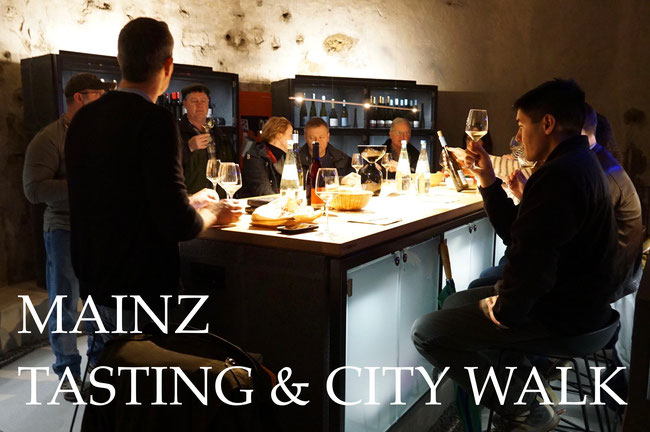 wine tasting and wine tour in Mainz