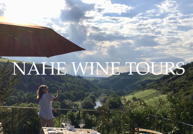 wine tours in nahe region
