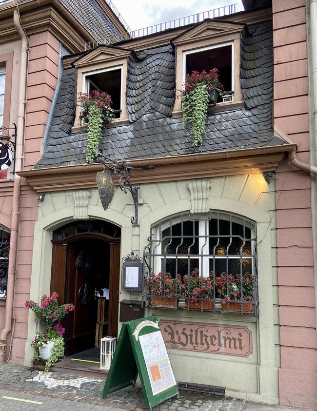 Weinstube Wilhelmi, Weinhaus Wilhelmi