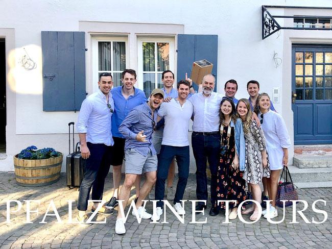 tastings and tours in pfalz