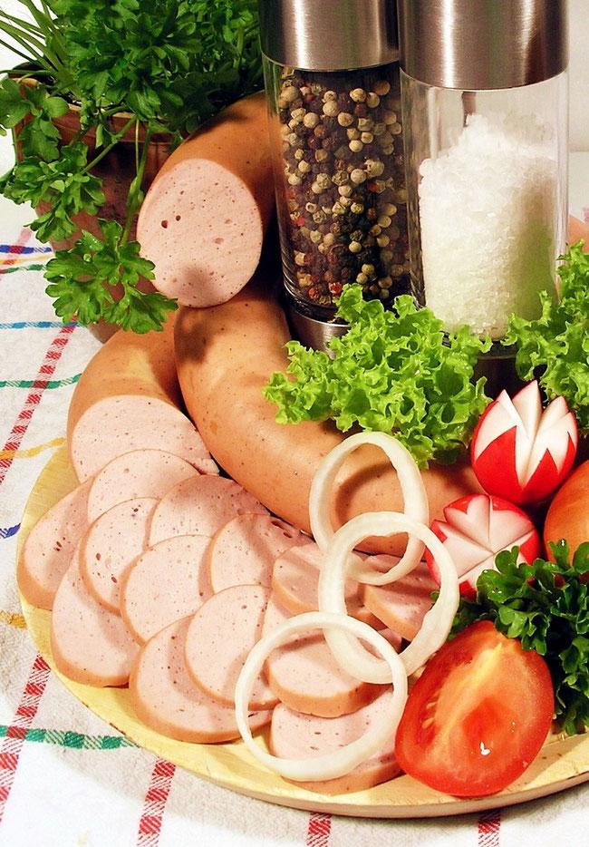 fleischwurst