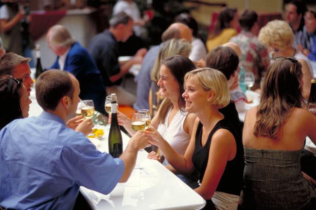 Weinfest in Mainz