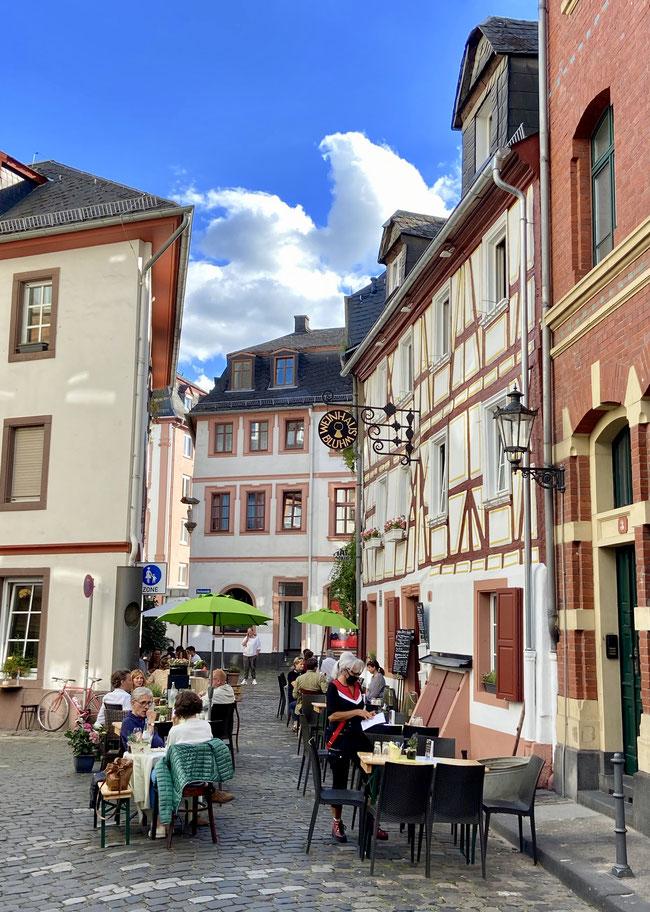 Weinhaus Bluhm - Weinstuben in Mainz
