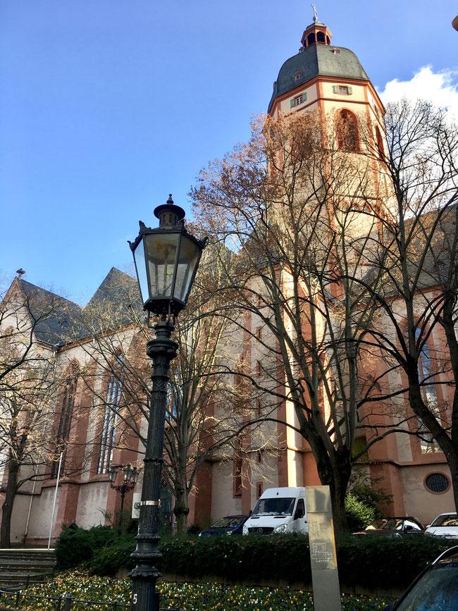 st stephan's church mainz