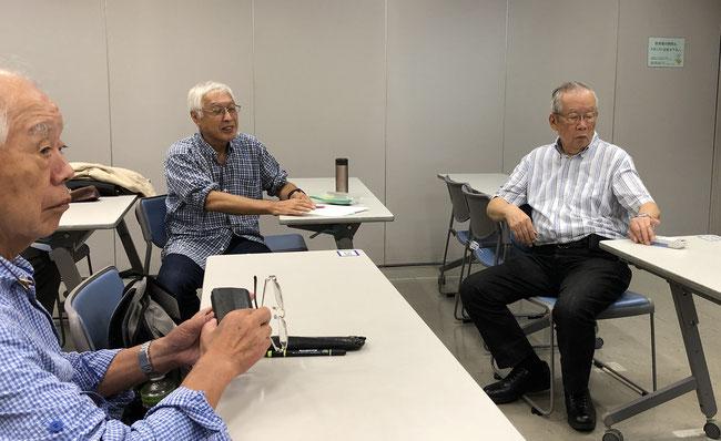 Toshio Nishiwaki on the far right side