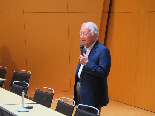 Dr. Kazuhiko Takeuchi