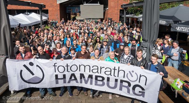 2016 Impressionen Fotomarathon Hamburg