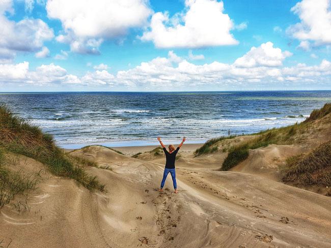 Nicole Heppert HappyHeppert Niederlande Wijk aan Zee