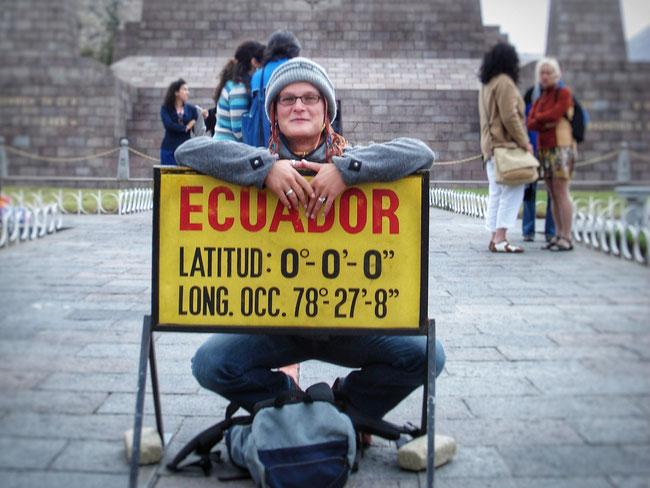 Nicole Heppert HappyHeppert Ecuador