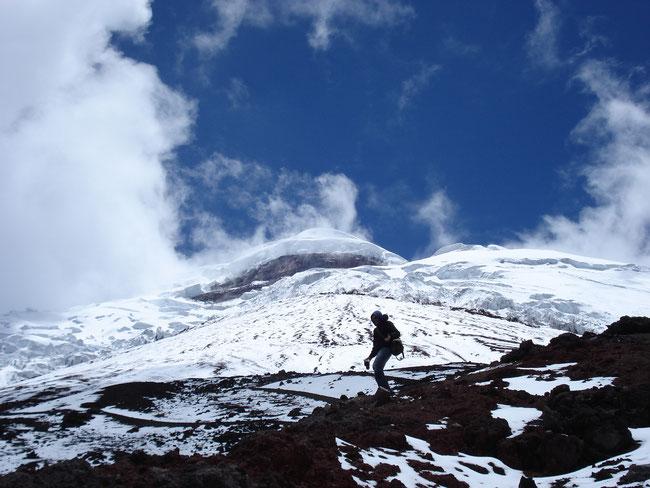 HappyHeppert Cotopaxi Ecuador