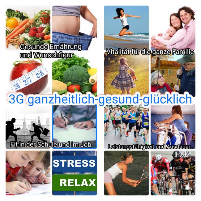 Nehmen Sie Ihre Gesundheit selber in die Hand und informieren Sie sich.