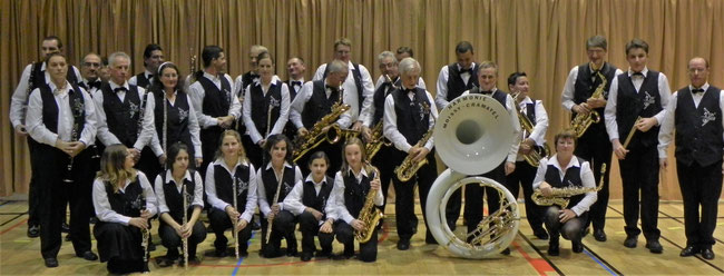 L'harmonie en 2010