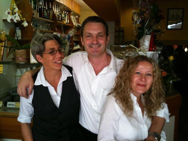 Anne, Grgo und Mara
