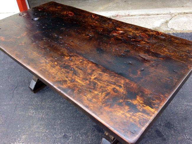 Trestle table/desk