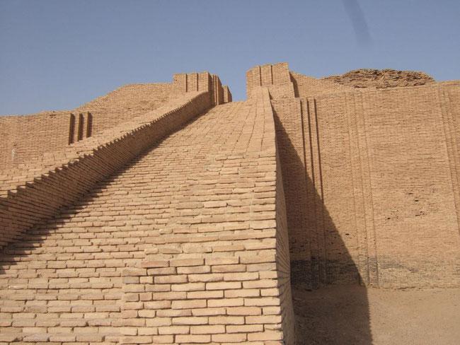 """Der titanische Stolz der alten Stadt Babel und die Mauern Jerichos sind ein Bild der """"großen Babylon"""""""