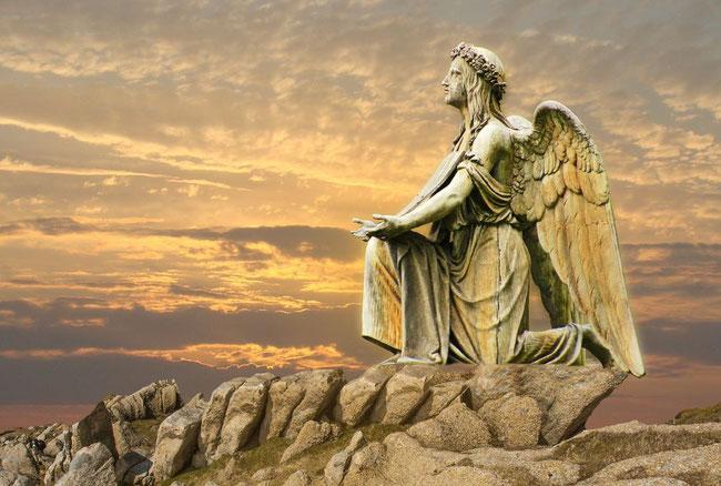 Der Teufel war ursprünglich ein Engel des Lichts, der sich zuerst Gott unterordnete und ihm diente. Später erhob er sich über ihn.