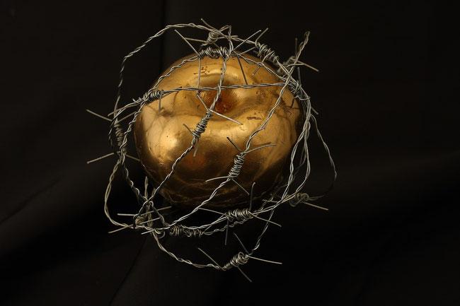 Die Verführung Evas hat eine prophetisch-typologische Bedeutung, die sich noch nicht vollständig erfüllt hat. https://www.freudenbotschaft.net/gleichnisse/das-biblische-gleichnis-von-dem-die-frucht-des-bösen-essenden-gottgleichen/