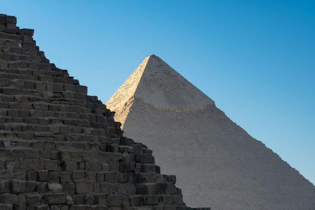 Ägypten ist ein Bild der irdischen Stadt Jerusalem