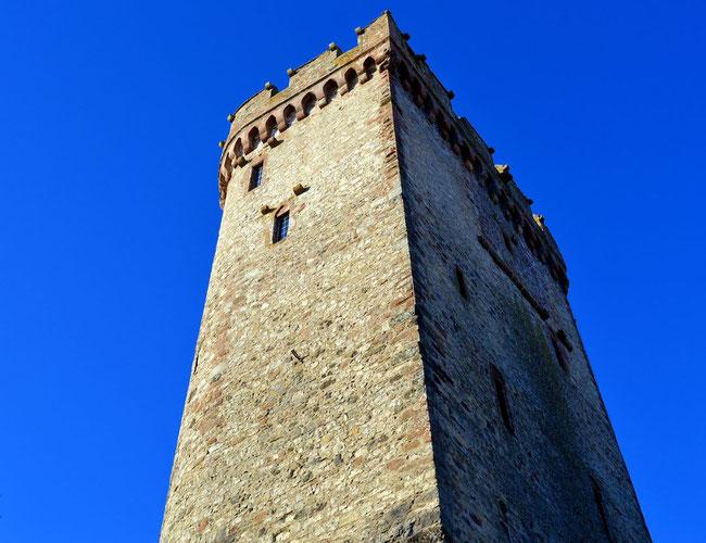 Der Wachtturm ist das Symbol der Wachtturm-Gesellschaft https://www.freudenbotschaft.net/verschiedene-themen/die-zeugen-jehovas/
