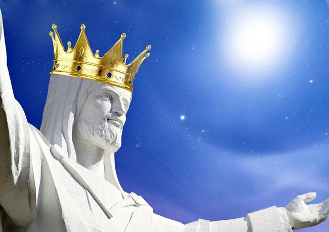 Jesus ist der gegen Babylon zu Feld ziehende göttliche Krieger