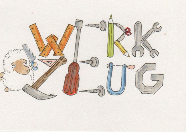 365-Tage-Doodle-Challenge - Stichwort: Werkzeug