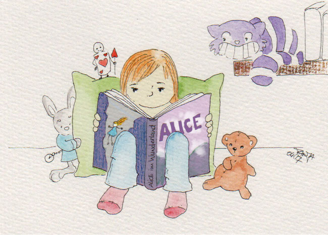 365-Tage-Doodle-Challenge - Stichwort: Kinderbuch
