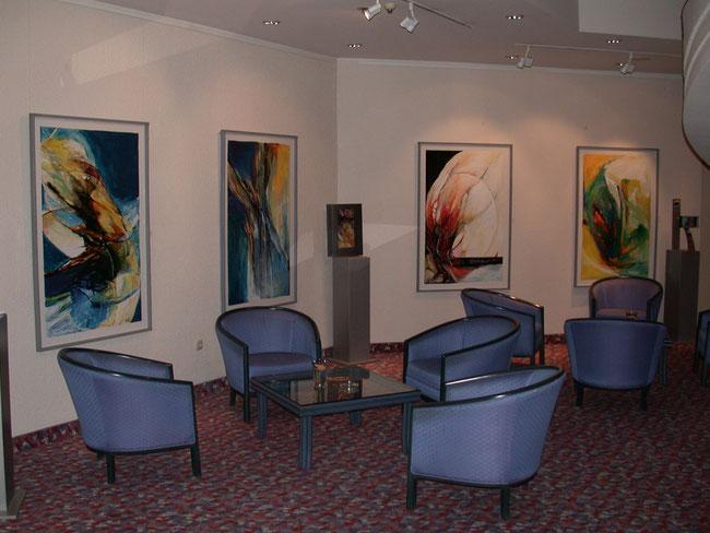 Lounge Mövenpick Hotel ,Lübeck