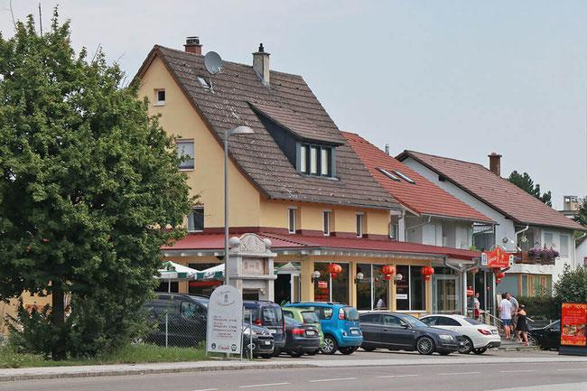 Chinarestaurant Venus in Jestetten in der Waldshuter Strasse 26. Gegenüber vom EDEKA -Neukauf.
