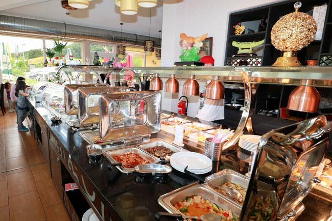 Asiatisches Buffet Restaurant Venus Jestetten