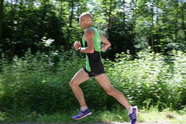 Always on the run: Krenglbacher Hügellauf