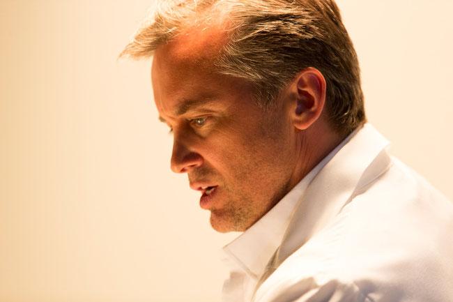 Ian in Caress/Ache as Dr. Mark Andersen (c)Brett Boardman