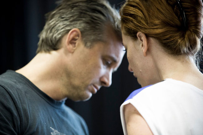 Ian and Helen Christinson