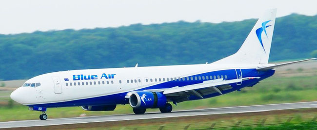 Logistics company Zeitfracht became a stakeholder in Rumanian LCC Blue Air