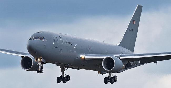 Boeing's next problem child: the KC-46A  -  company courtesy