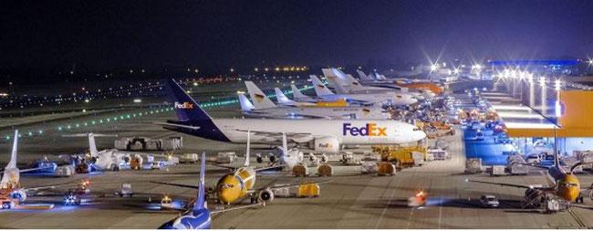 Full house over in Liège. Image: Liège Airport