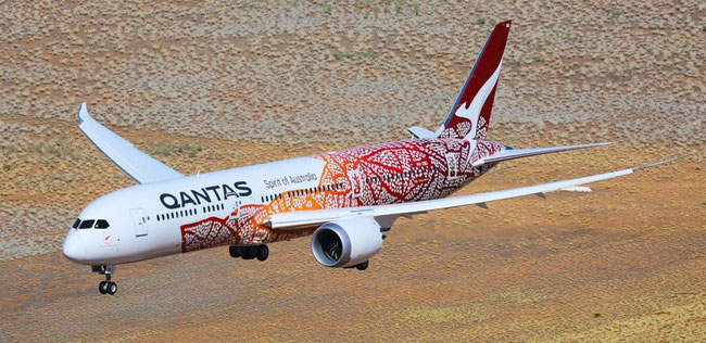 Qantas is expected to start nonstop flights to India after the open skies accord has been sealed