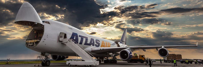 Image courtesy of Atlas Air