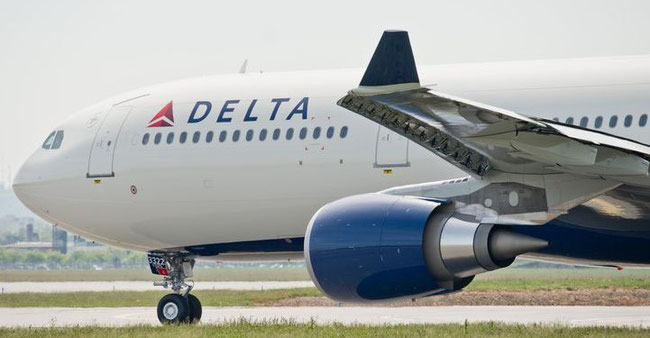 … Delta Airlines rescue the financially struggling Alitalia? (photo: DL)