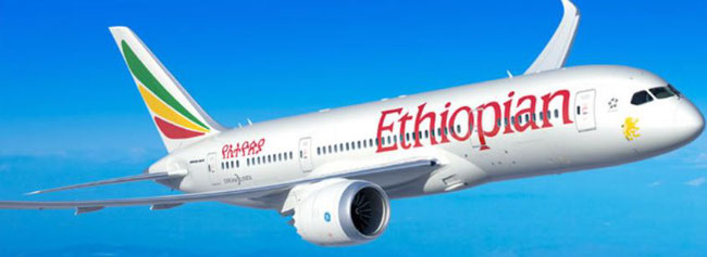 Ethiopian took delivery of its 100th aircraft – a Boeing 787  -  photo: ET