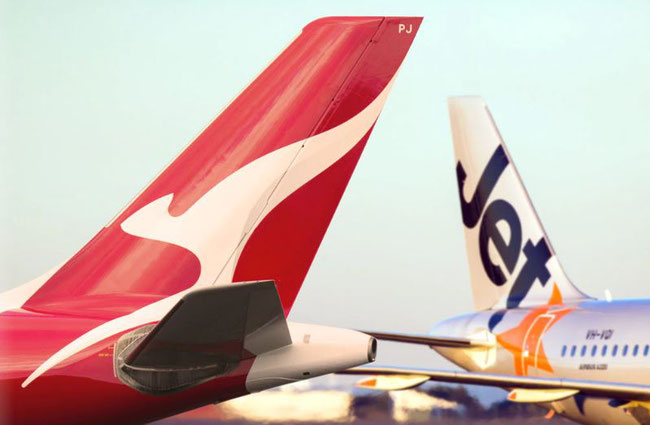 Jetstar Asia's cargo will be managed by Qantas Freight